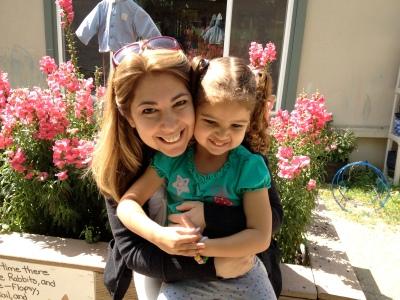 Gina and Sarah