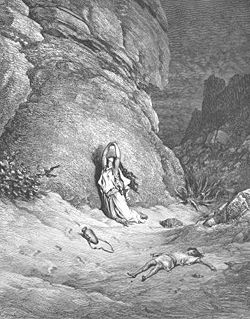 Ishmael, Hagar, Covanent