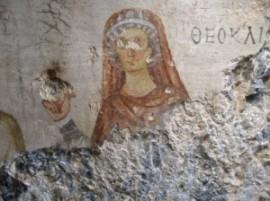 Thecla, Paul, Ephesus, Transvestite, Saint, Byzantine, Woman Apostle