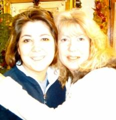 Gina and mom
