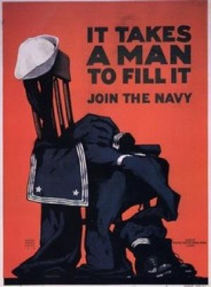 Propaganda-Poster-Masculinity