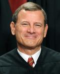 US Supreme Court Chief Justice John G. R