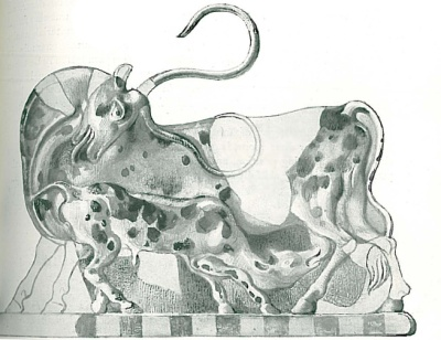minoan cow