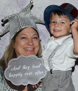 Mom and Brady