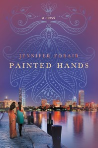 Painted Hands, Jennifer Zobair