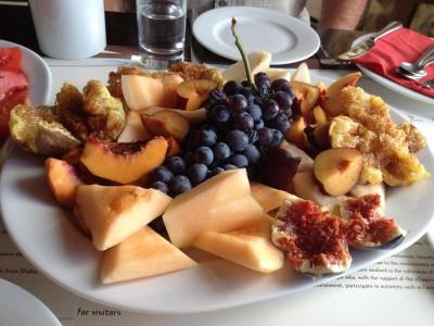 crete fruits