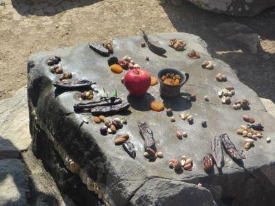 kernos stone of gournia