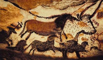 Lascaux-France-Cave-Painting-2-c15000BC