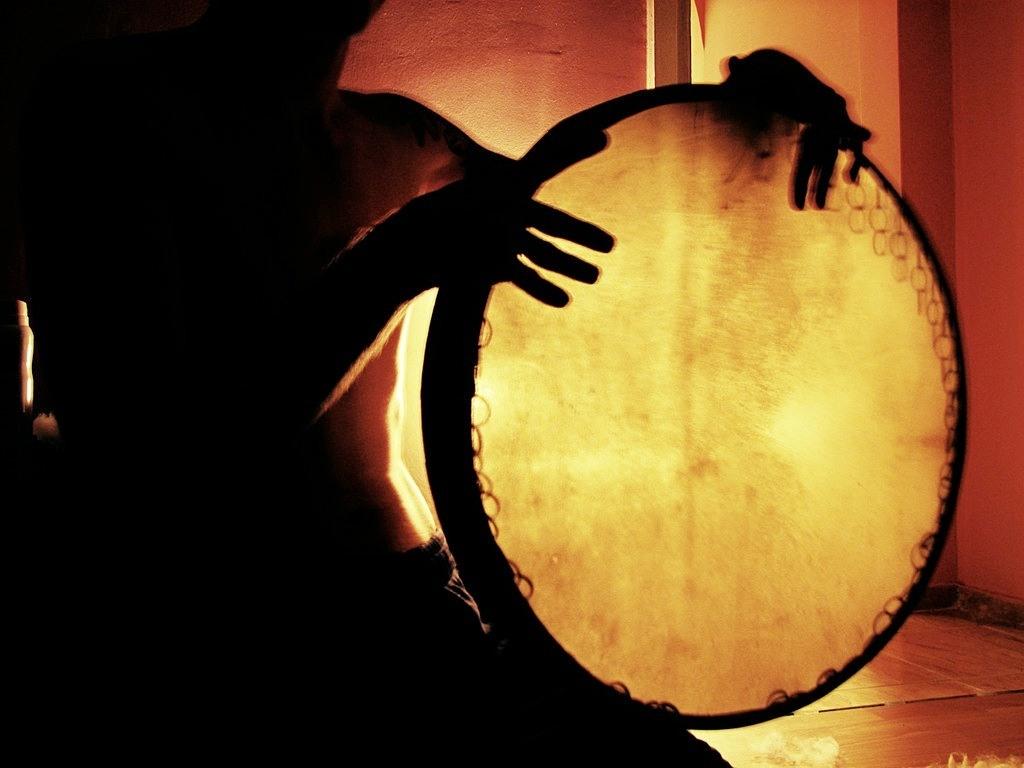 History of drumming