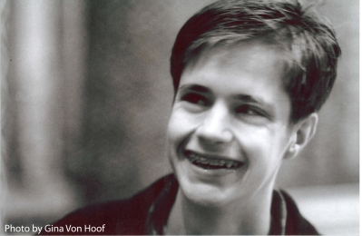 matthew shepard with braces photo- Matthew Shepard Foundation, photo by Gina Van Hoof