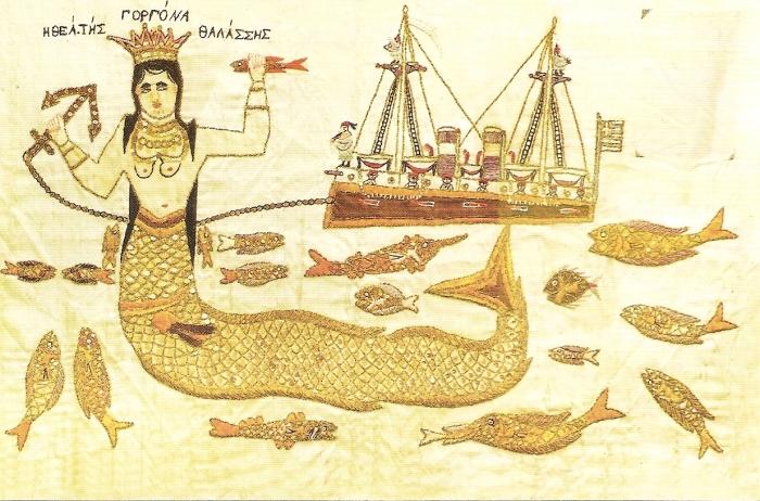 mermaid greek0001