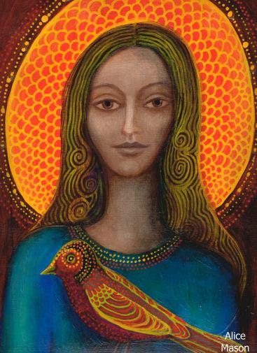 Vanessa Rivera de la Fuente. Feminism and Theology