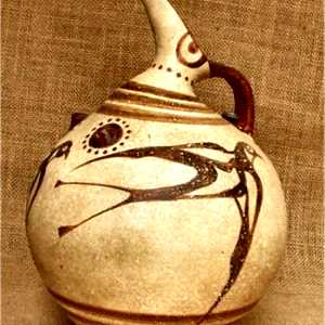 Theran swallow pitcher
