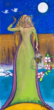 Etain, Celtic Goddess