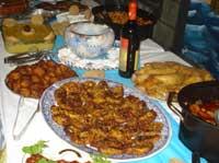 Cretan feast