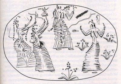 minoan bird goddess dance