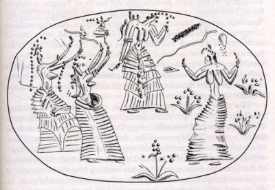 minoan bird goddess dance