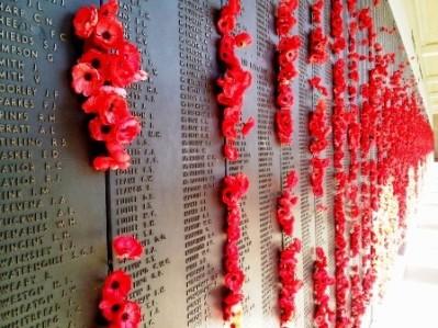 Roll of Honour, Australian War Memorial, Canberra. Photo credit: K. Brunner