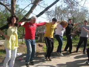 greek easter dancing