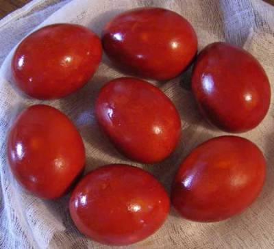 red-eggs