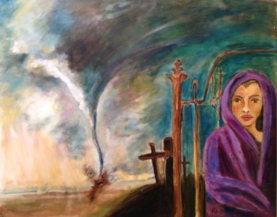Vanessa Rivera de la Fuente. Path to Islam