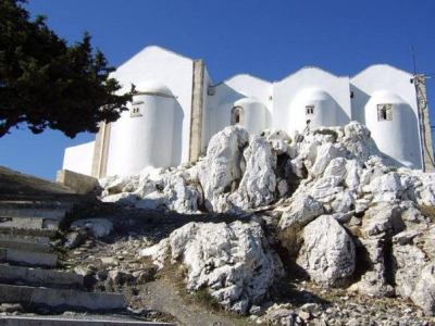 The Church on Mount Juctas
