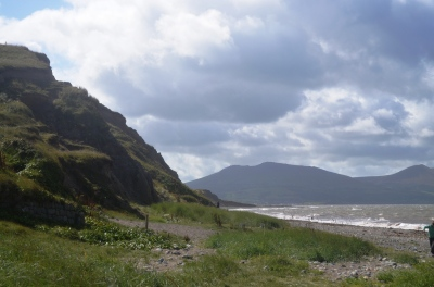 Dinas Dinlle Photo credit: K. Brunner