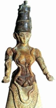 Knossos Snake Goddess