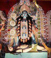 Kolkata Kali