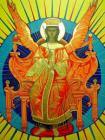 Sophia enthroned