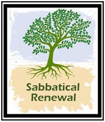 Sabbatical Renewal
