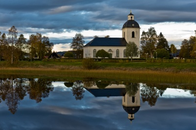 church ytterhogdal