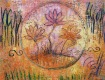 A Lotus Dream, painting by Judith Shaw
