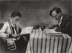 Charlotte von Kirshbaum and Karl Barth
