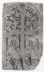 Khachkar from Zangezur, 10th C.