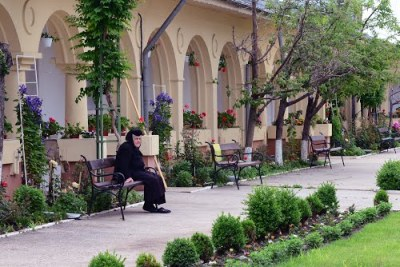 Vladimiresti Monastery,