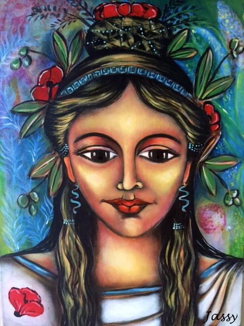 Demeter, by Jassy