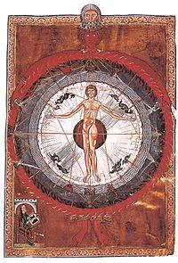 hildegard universal human 200px-Hildegard_von_Bingen_Liber_Divinorum_Operum