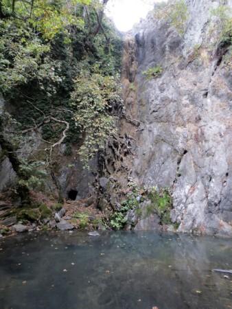 waterfall at klapados 1