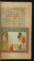 women in mosque side by side men
