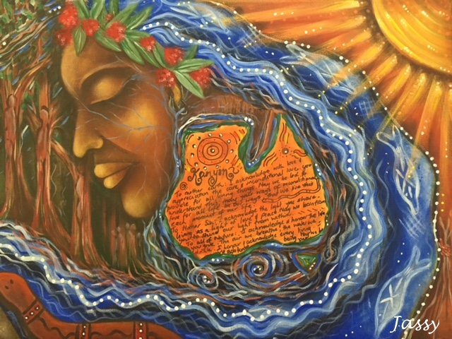 'Anjea' by Jassy Watson