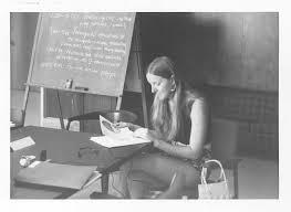 Carol P. Christ at Alverno College 1