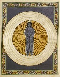hildegard's vision of christ 2