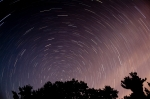 iStock star trails