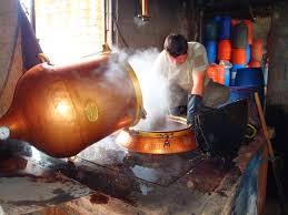 making raki
