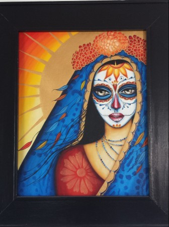 Soul Searching original by Cathy Ashworth