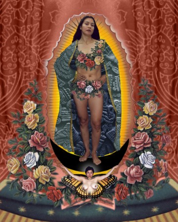 Our Lady by Alma Lopez