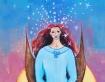 celtic goddess art by judith shaw
