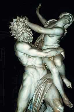 Hades Abducting Persephone: Marriage of Sacred Masculine and Sacred Feminine?