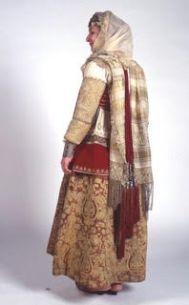 Bridal costume of Mesogeia, Attiki